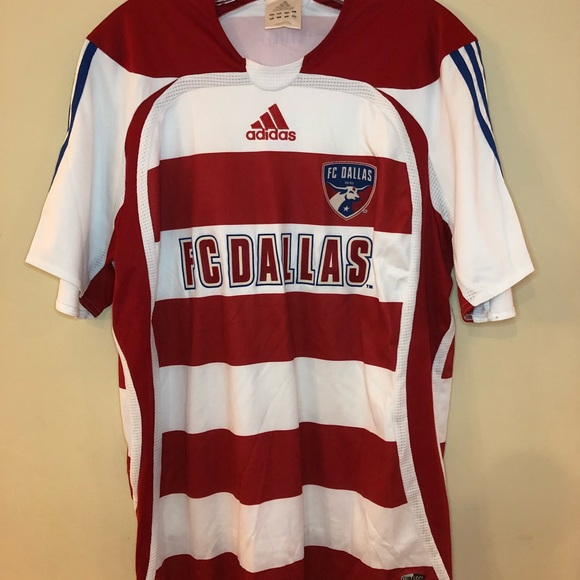 factory authentic a286b 3a473 FC Dallas Soccer Jersey